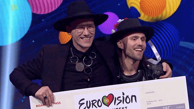 Πολωνία: Gromee και Lukas Meijer